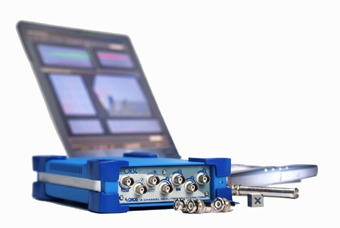 Vibration acoustic analyzer, Microphone calibration, Vibration analyzer